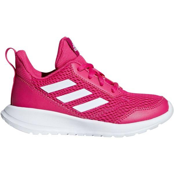adidas ALTARUN K růžová 30 - Dětská běžecká obuv