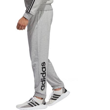 Pánske nohavice - adidas E LIN T PNT SJ - 5