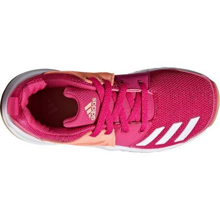 Детски спортни обувки - adidas FORTAGYM K - 4