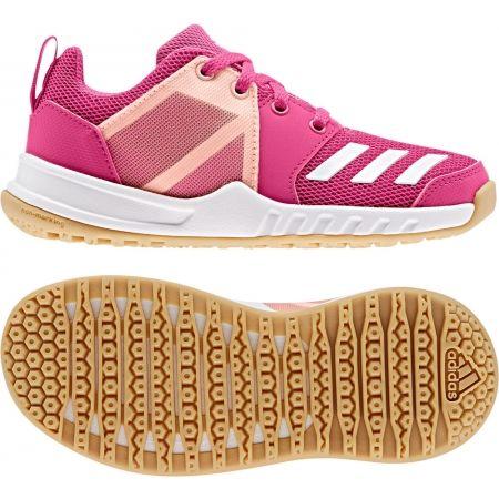 Детски спортни обувки - adidas FORTAGYM K - 7