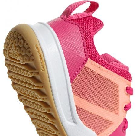 Детски спортни обувки - adidas FORTAGYM K - 9