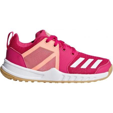Dětská sportovní obuv - adidas FORTAGYM K - 2