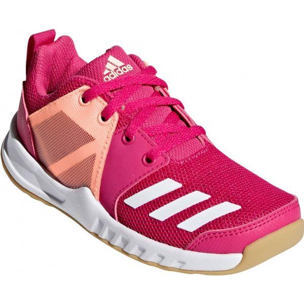 adidas FORTAGYM K różowy 31 - Obuwie sportowe dziecięce
