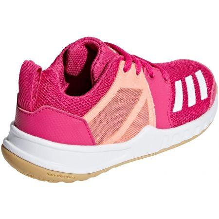 Детски спортни обувки - adidas FORTAGYM K - 6