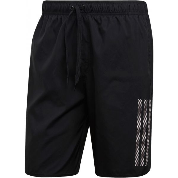 adidas 3S SH CL černá M - Pánské plavecké kraťasy