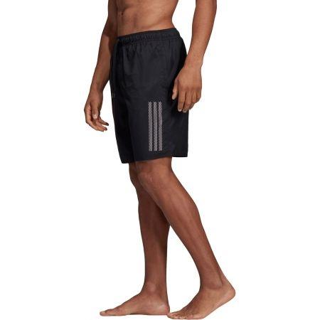 Șort de baie bărbați - adidas 3S SH CL - 5