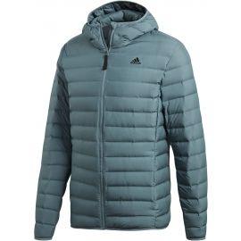 adidas VARILITE SOFT H RAWGRN - Pánská bunda