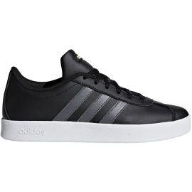 adidas VL COURT 2.0 K - Detská voľnočasová obuv