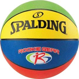 Spalding JR NBA ROOKIE GEAR OUT - Juniorský basketbalový míč
