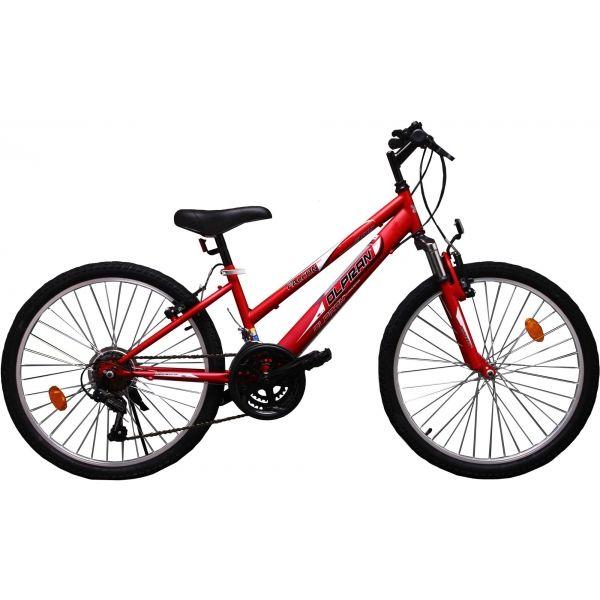 Olpran FALCON 24 červená NS - Dívčí kolo