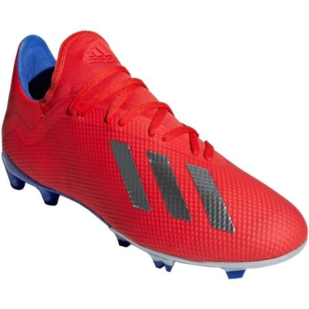 Men's football boots - adidas X 18.3 FG - 3