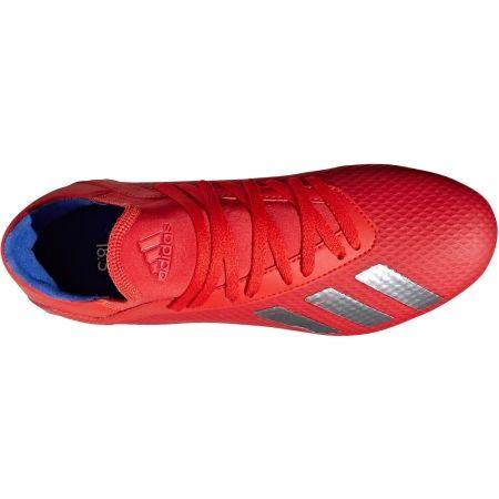 Ghete de fotbal copii - adidas X 18.3 FG J - 4