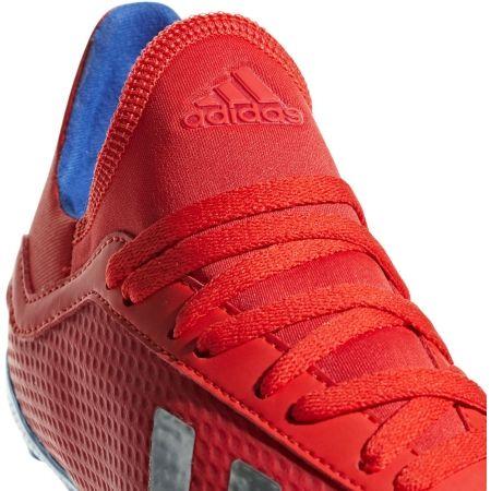 Ghete de fotbal copii - adidas X 18.3 FG J - 7