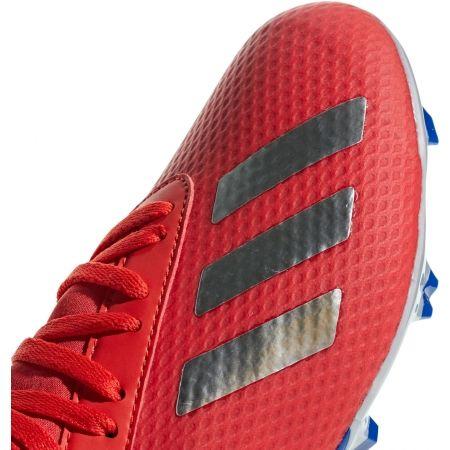 Ghete de fotbal copii - adidas X 18.3 FG J - 8