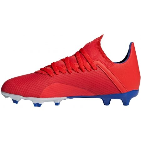 Ghete de fotbal copii - adidas X 18.3 FG J - 2