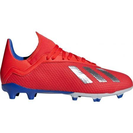 Ghete de fotbal copii - adidas X 18.3 FG J - 1