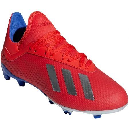 Ghete de fotbal copii - adidas X 18.3 FG J - 3
