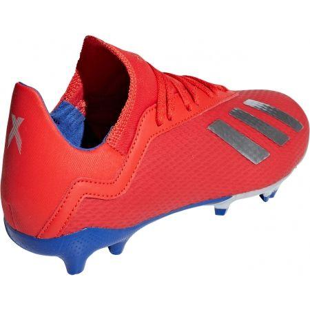 Ghete de fotbal copii - adidas X 18.3 FG J - 6
