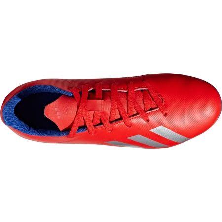 Ghete de fotbal copii - adidas X 18.4 FXG J - 4