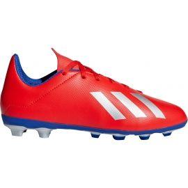 adidas X 18.4 FXG J - Детски футболни обувки