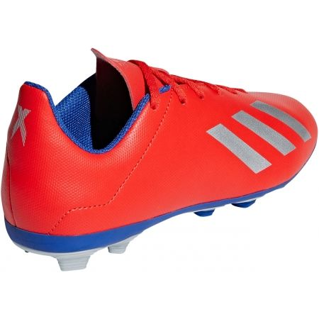 Ghete de fotbal copii - adidas X 18.4 FXG J - 6