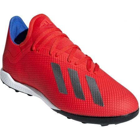 cd662d792 Obuwie piłkarskie męskie - adidas X 18.3 TF - 3