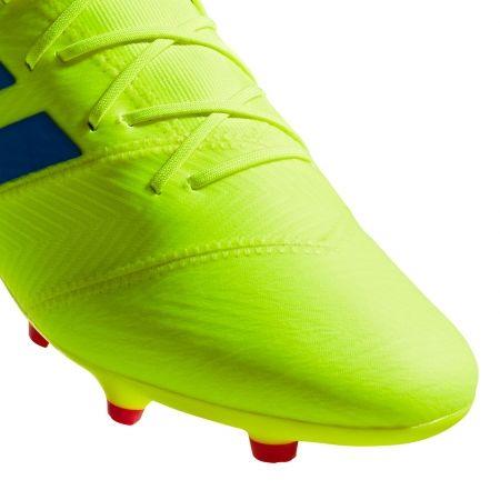Ghete de fotbal bărbați - adidas NEMEZIZ 18.2 FG - 7