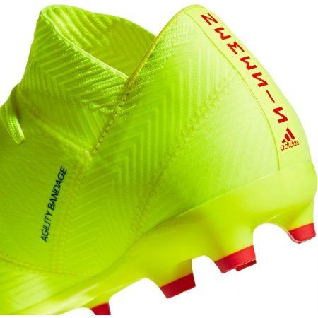 Ghete de fotbal bărbați - adidas NEMEZIZ 18.2 FG - 8