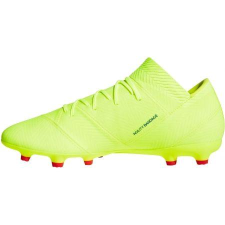 Ghete de fotbal bărbați - adidas NEMEZIZ 18.2 FG - 2