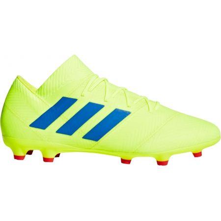 Ghete de fotbal bărbați - adidas NEMEZIZ 18.2 FG - 1