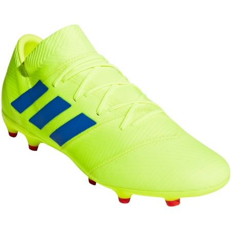 Ghete de fotbal bărbați - adidas NEMEZIZ 18.2 FG - 3