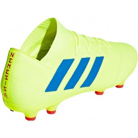 Ghete de fotbal bărbați - adidas NEMEZIZ 18.2 FG - 6