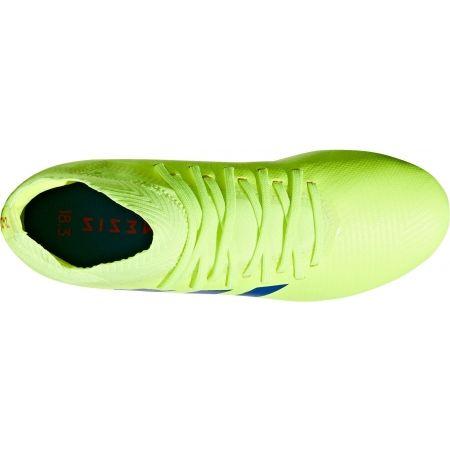Детски футболни обувки - adidas NEMEZIZ 18.3 FG J - 4
