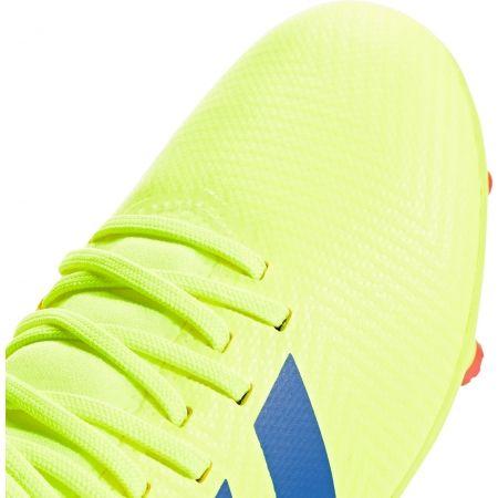 Gyerek futballcipő - adidas NEMEZIZ 18.3 FG J - 8 d700b0d632