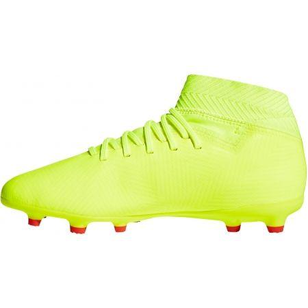 Детски футболни обувки - adidas NEMEZIZ 18.3 FG J - 2