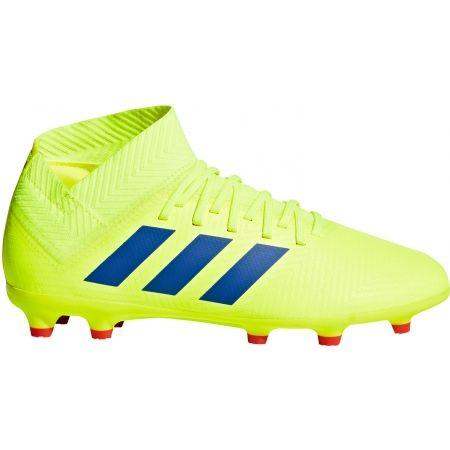 Детски футболни обувки - adidas NEMEZIZ 18.3 FG J - 1