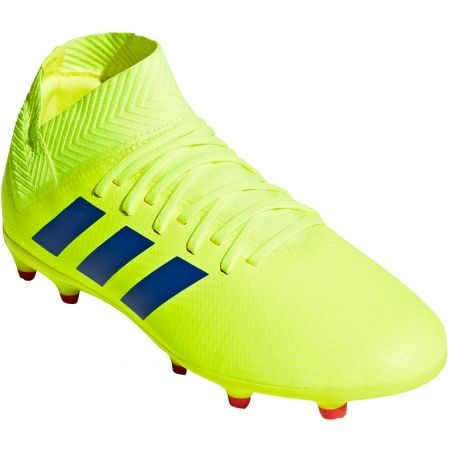 Детски футболни обувки - adidas NEMEZIZ 18.3 FG J - 3
