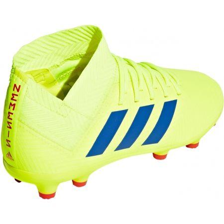 Детски футболни обувки - adidas NEMEZIZ 18.3 FG J - 6