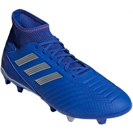 Men's football boots - adidas PREDATOR 19.3 FG - 3