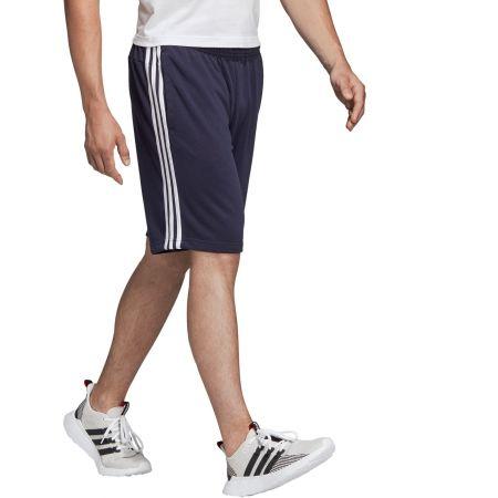 Pánské šortky - adidas E LIN SHRT FT - 4
