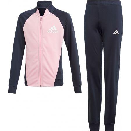 Dievčenské športová súprava - adidas YG PES TS - 1