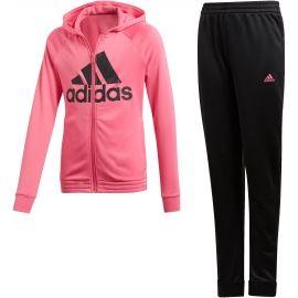 adidas YG HOOD PES TS - Dievčenská športová súprava