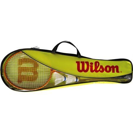 Souprava na badminton - Wilson BDM GEAR KIT - 2
