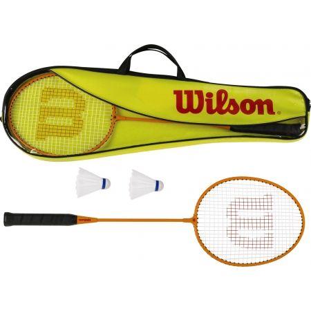 Set badminton - Wilson BDM GEAR KIT - 1