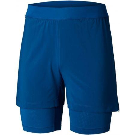 Мъжки къси панталони 2в1 - Columbia TITAN ULTRA II SHORT - 1