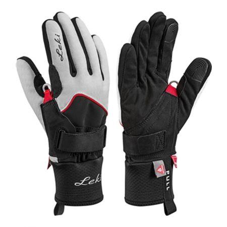 Dámske rukavice na bežky - Leki NORDIC THERMO SHARK LADY - 3
