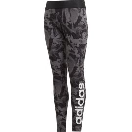 adidas YG E AOP TIGHT - Mädchen Sport Leggings