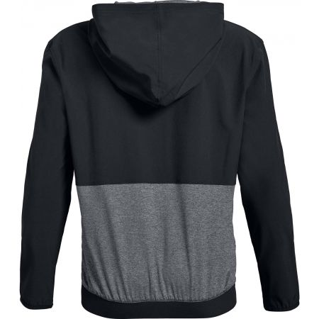 Dětská mikina - Under Armour WOVEN WARM UP JACKET - 2