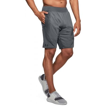 Pánske šortky - Under Armour THREADBORNE SEAMLESS SHORT - 4