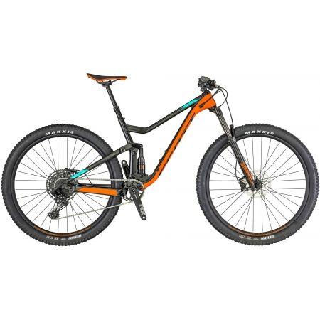 Celoodpružené horské kolo; - Scott Genius 960